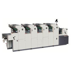 Colour Bag Printing Machine