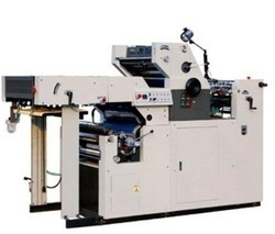 Double Side Sheet Fed Offset Machine