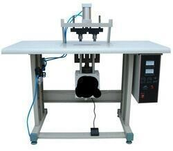Fully Automatic Soft Loop Handle Ultrasonic Welding Machine