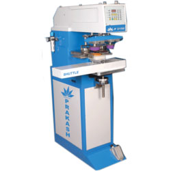 Pad Printing Machines P-275 - Electric Pad Printing Machines and
